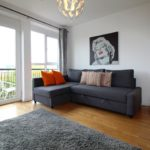 Lounge with Balcony & City Views